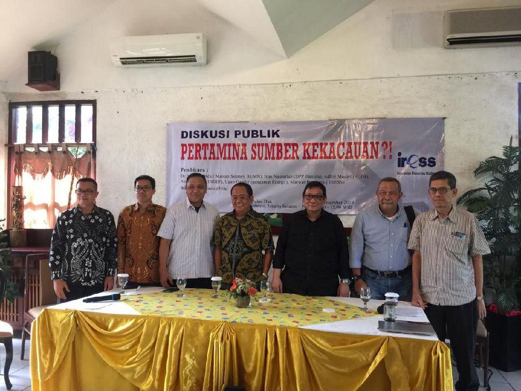 AhokDiminta Jokowi Urusi B30, Said Didu: Kepala DivisiJuga Bisa