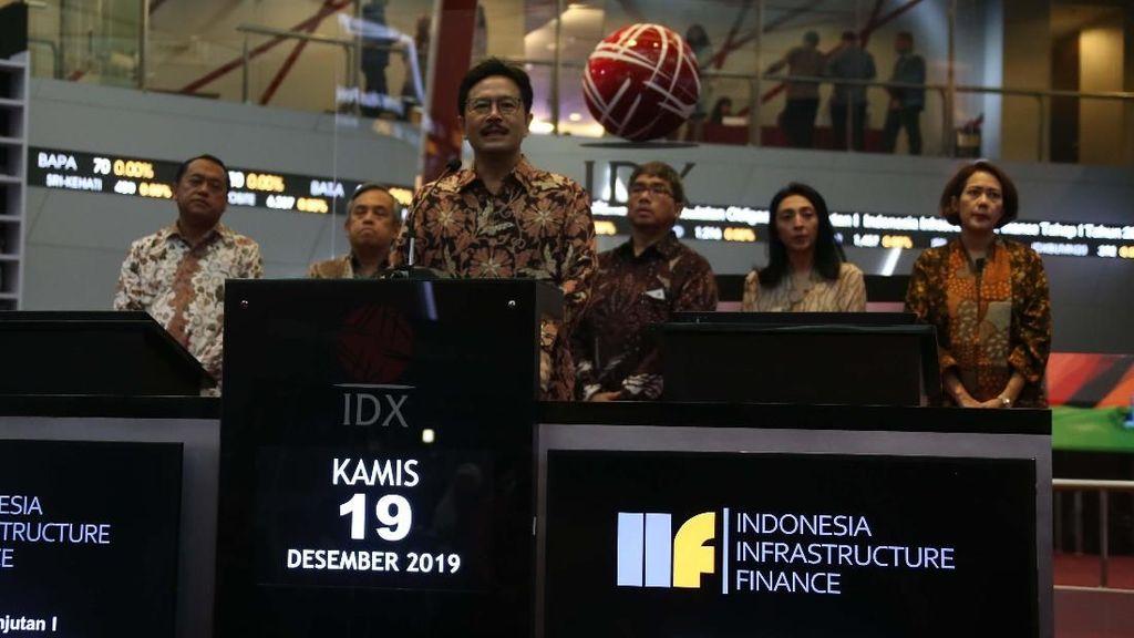 IIF Catatkan Obligasi Berkelanjutan