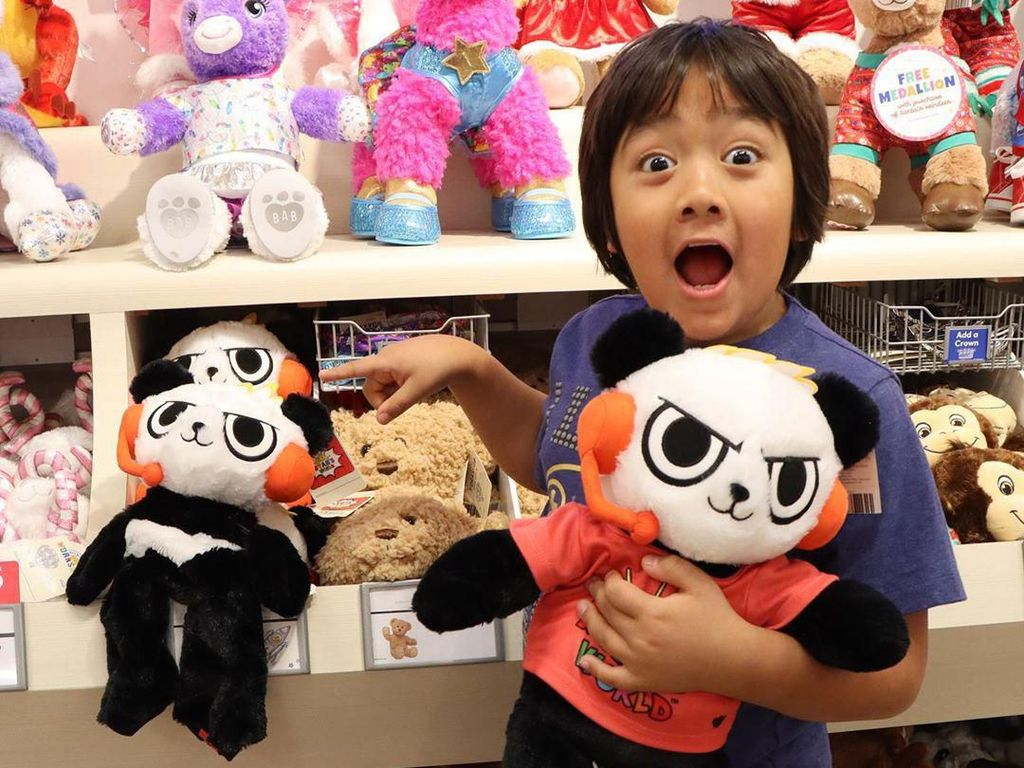Ryan Kaji, Bocah 8 Tahun YouTuber Terkaya yang Hobi Makan Sushi