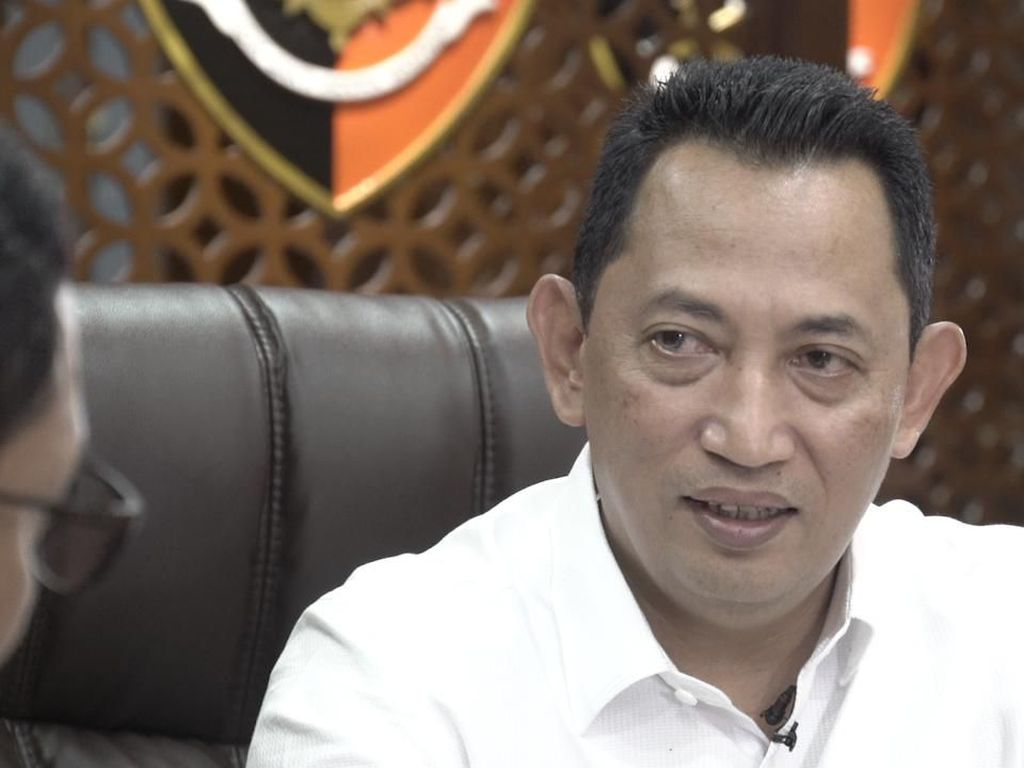 Kabareskrim Minta Jajaran Reserse Polda Metro Fokus Amankan Jakarta Selama PSBB