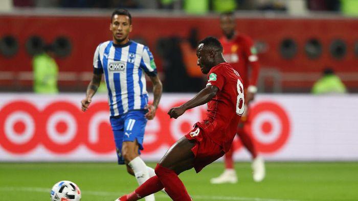 Naby Keita tengah on fire berkat tiga gol dari tiga tabrak terakhirnya (Francois Nel/Getty Images)