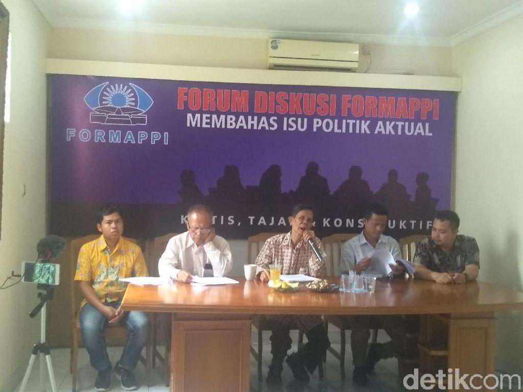 Formappi Kritik Kinerja Tancap Gas DPR: Prolegnas Jadi Keranjang Sampah