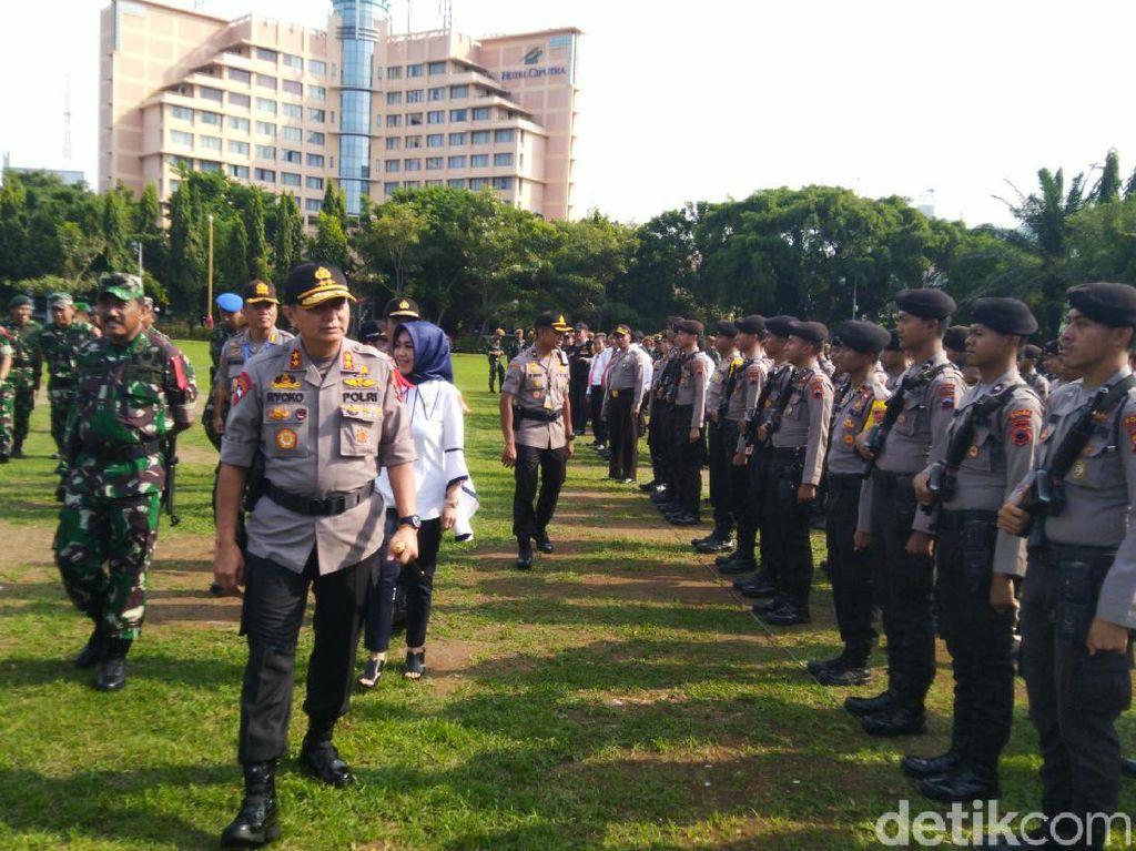 Kapolda Jateng Jelang Nataru: Rawan di Semarang, Solo, Banyumas