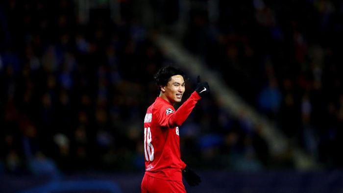 Takumi Minamino resmi gabung Liverpool per 1 Januari 2020 (Dean Mouhtaropoulos/Getty Images)
