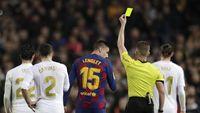 Soal Insiden dengan Varane, Lenglet: Aku Bukan Pemain Kasar