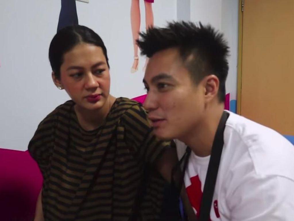 Baim Wong Tanya soal Hubungan Seks Jelang Paula Melahirkan
