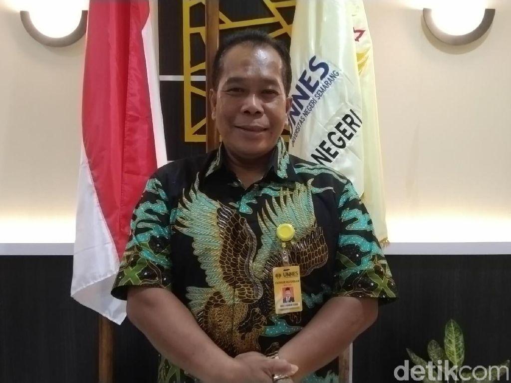 Diperiksa Dugaan Plagiasi, Rektor Unnes Pilih Melapor ke Komnas HAM