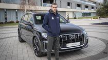 Asyik Banget, Pemain Real Madrid Dapat Mobil Audi Gratisan