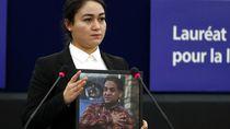Parlemen Eropa Beri Penghargaan ke Aktivis Uighur yang Dibui Seumur Hidup