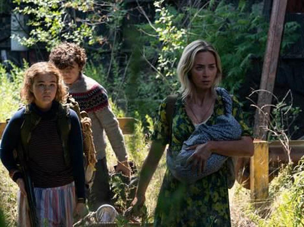 Emily Blunt Alami Teror yang Belum Usai di A Quiet Place Part II