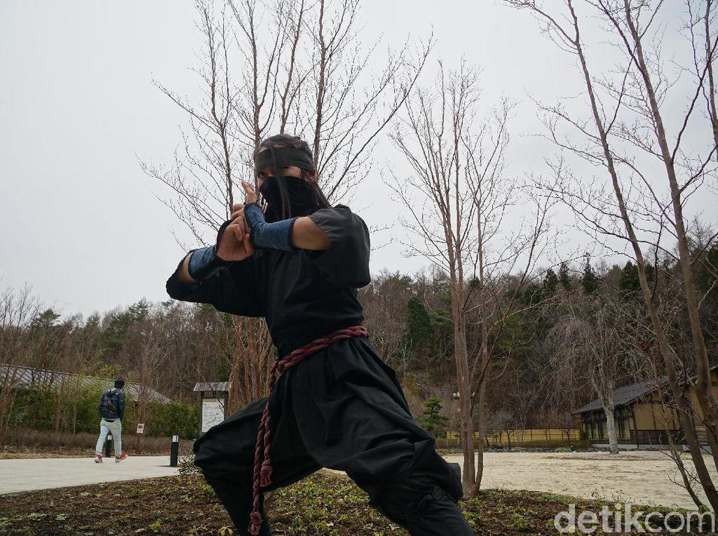 Foto: Desa Ninja di Jepang