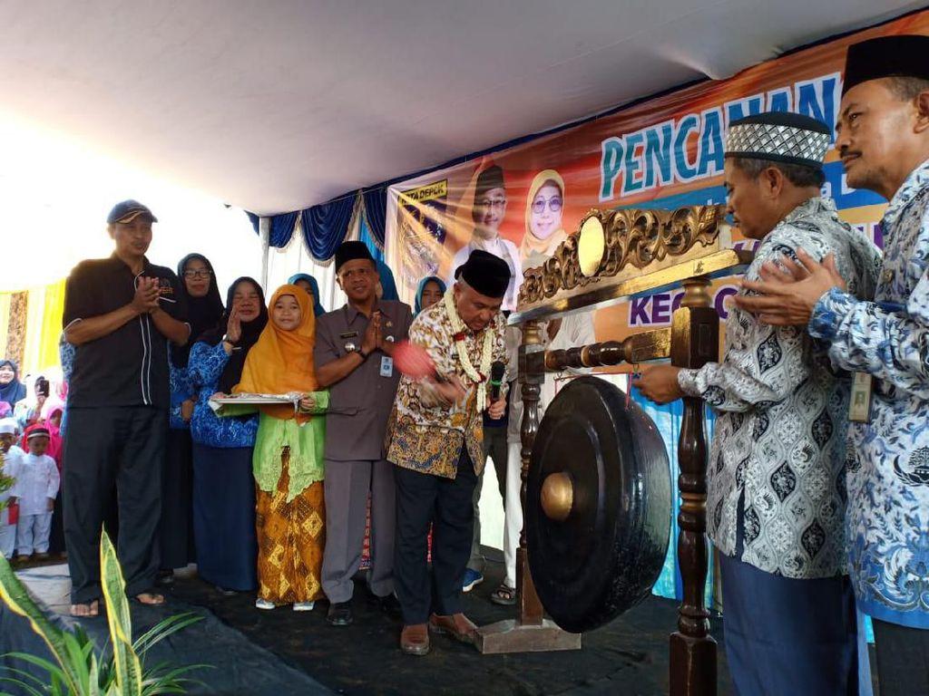 Resmikan Kampung KB Kalimulya, Walkot Depok: Ini Bukan Cuma Urusan Kontrasepsi