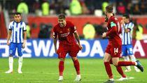 Gol-gol Liverpool Menuju Final Piala Dunia Antarklub