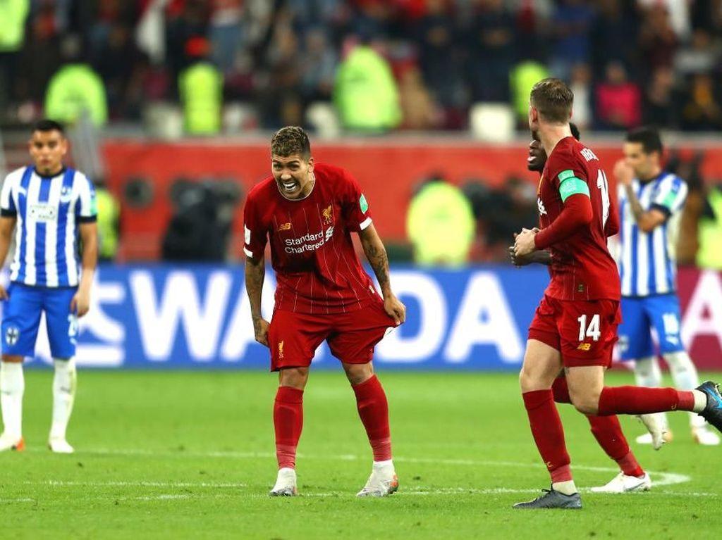 Liverpool Andalkan Agen Firmino dan Alisson untuk Dapat Bocoran soal Flamengo