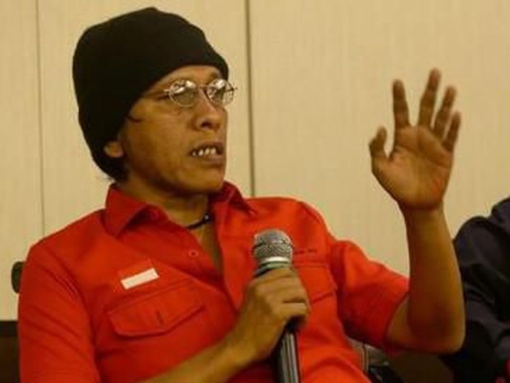 Tiba di Jakarta, Adian Napitupulu Dirawat di RS Siloam Kebon Jeruk