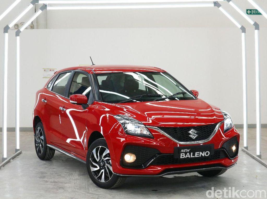 First Review Suzuki Baleno, Ada 7 Fitur Baru, Apa Saja?