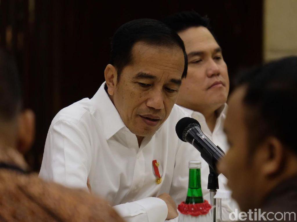 Jokowi Akan Tutup Perdagangan Saham 2019
