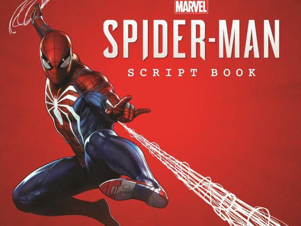 Buku Skrip Spider-Man Siap Berayun Januari 2020