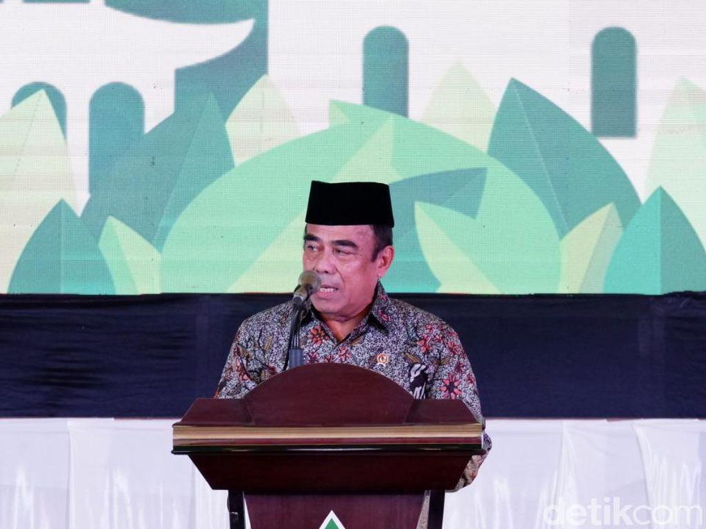 Menteri Agama Positif Corona, Akses Masuk Kantor Kemenag Diperketat