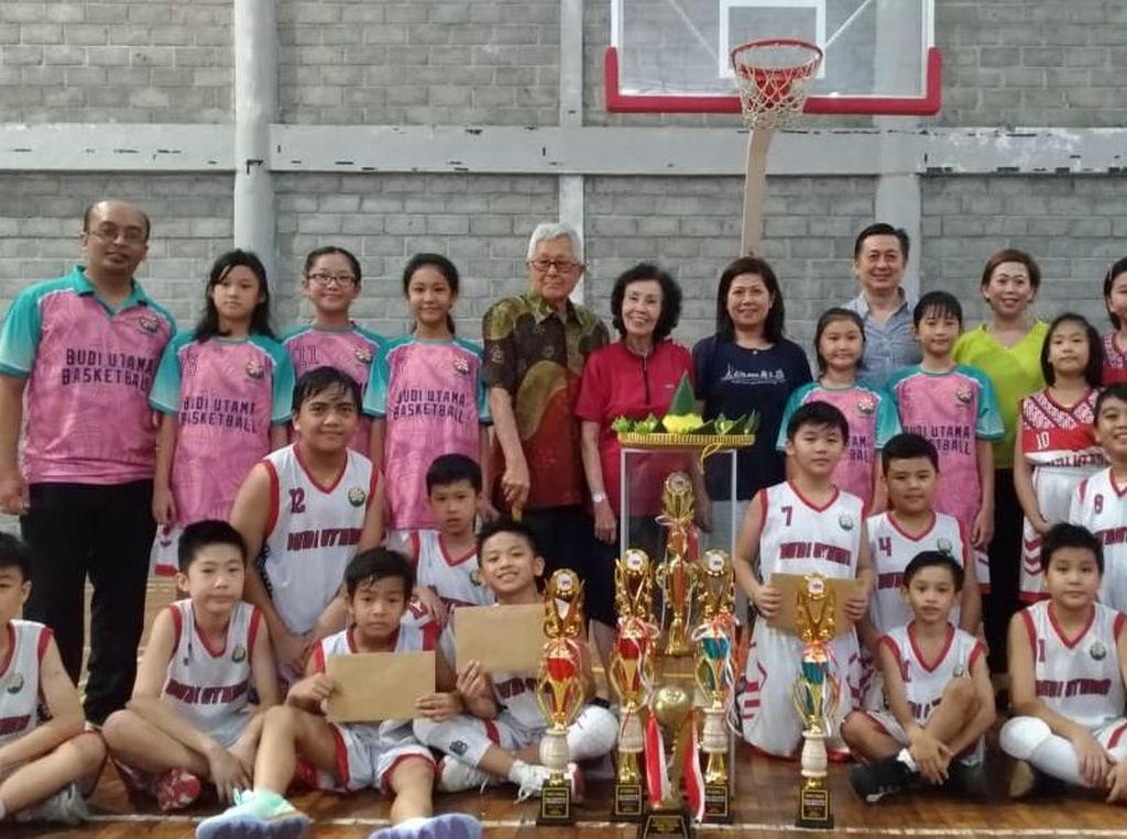 SD Budi Utama Dominasi ABS Cup 2019 di Yogyakarta