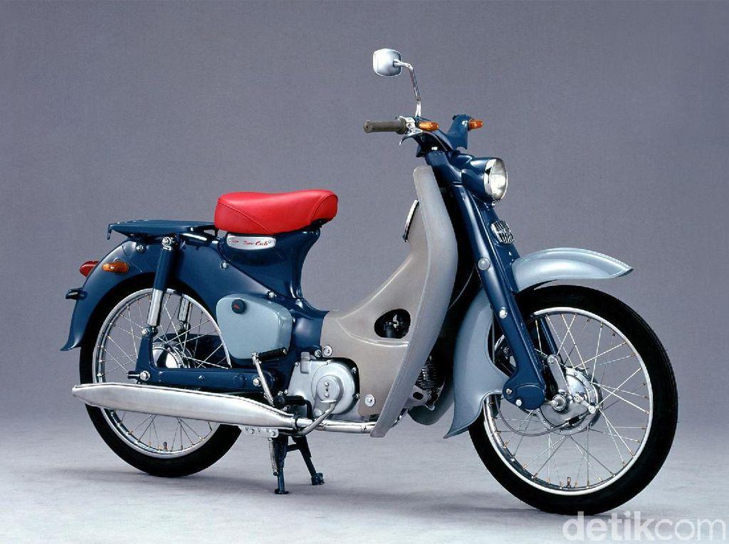 Ini Motor Bebek Termahal di Indonesia, Harganya Tembus Rp 64 Juta
