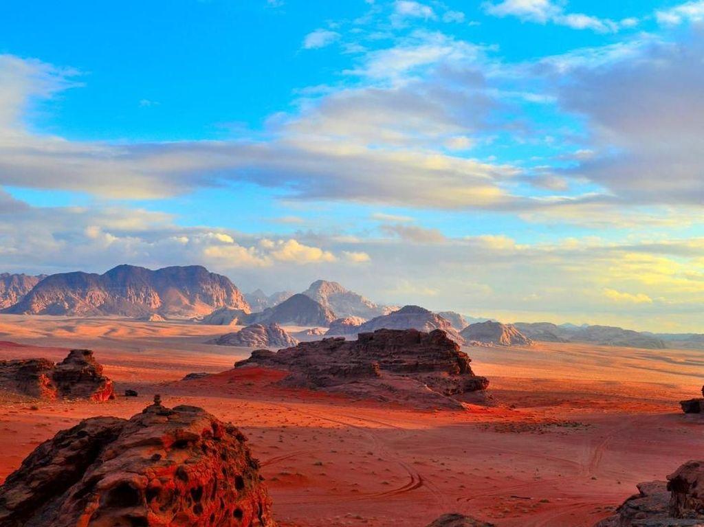 Katanya Ini Tempat-tempat di Bumi yang Mirip Mars