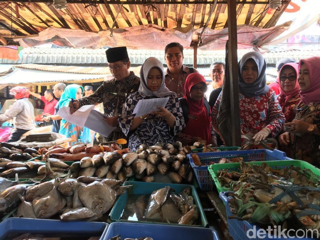 Harga Kebutuhan Pokok di Kota Mojokerto Naik Jelang Nataru