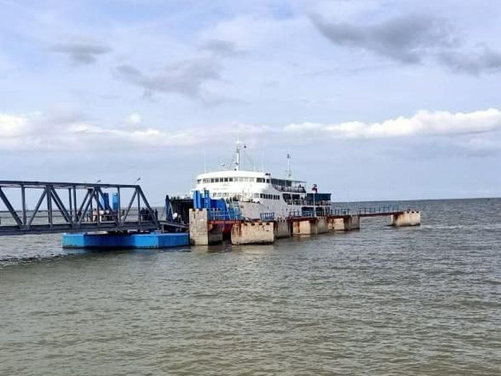 4 Unit Kapal Laut Layani Pemudik di Pelabuhan Kuala Tungkal
