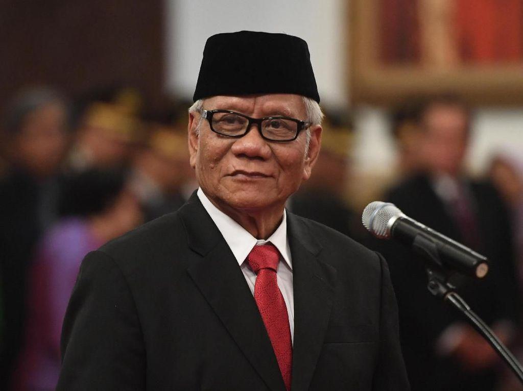 Harjono, Dari Pengadil Pemilu Jadi Pengawas KPK