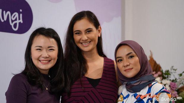 Enno Lerian, Marissa Nasution, dan tim Sleek