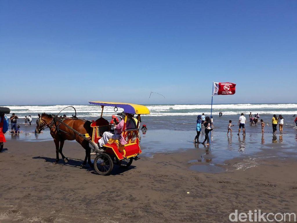 Libur Imlek, Wisatawan ke Bantul Capai 20 Ribu Orang