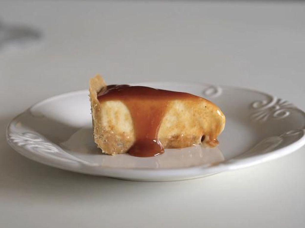 Resep Kue : Cheesecake Romeo dan Juliet