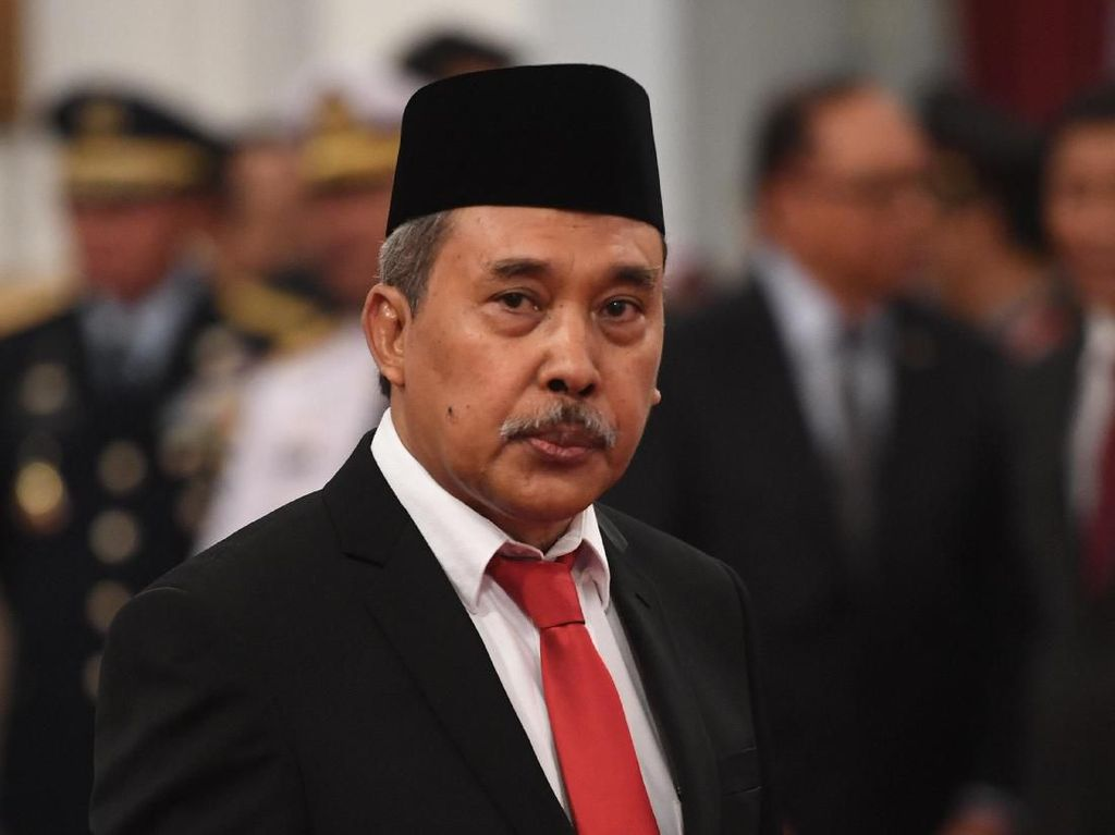 Positif Corona, Dewas KPK Syamsuddin Haris: Saya Nggak Ada Gejala