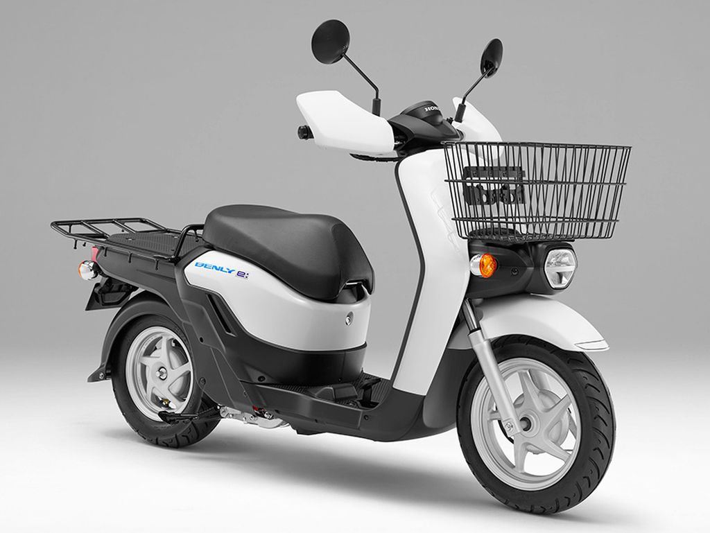 Honda Produksi Skuter Listrik Komersial