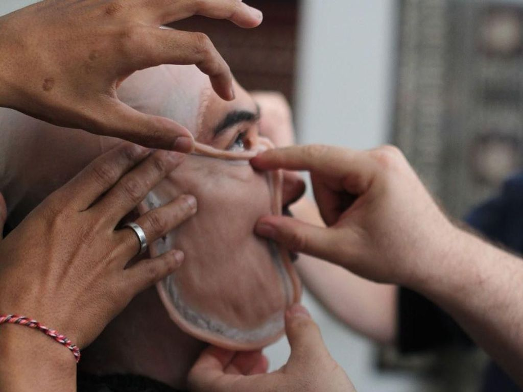 Teknologi CGI hingga Makeup Prostetik Beri Sentuhan Apik di Habibie & Ainun 3