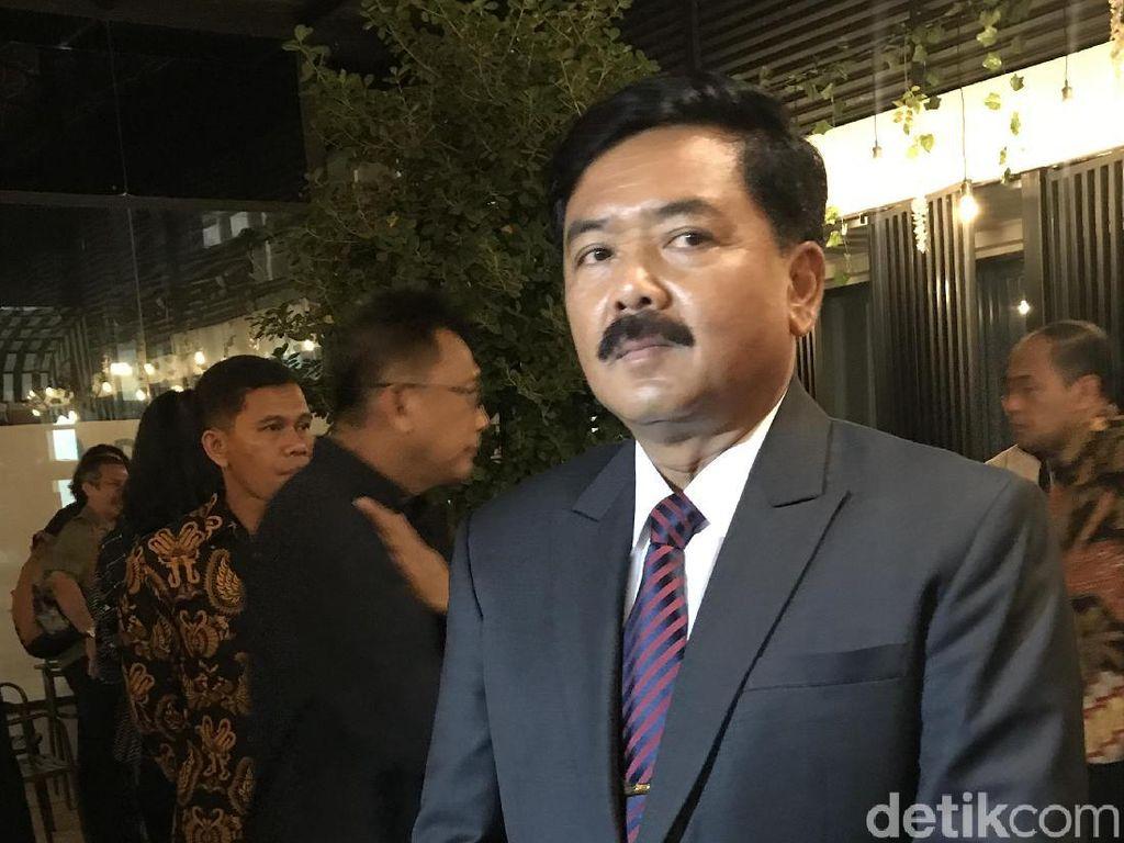 Panglima TNI Hadi Tjahjanto Akan Pimpin Upacara Pemakaman Djoko Santoso