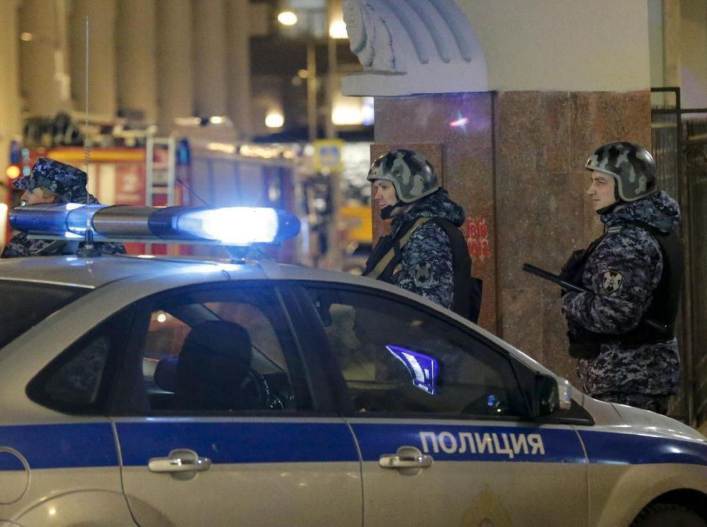Polisi Rusia Gagalkan Penjualan 1.500 Ventilator Ilegal dari Geng Kriminal