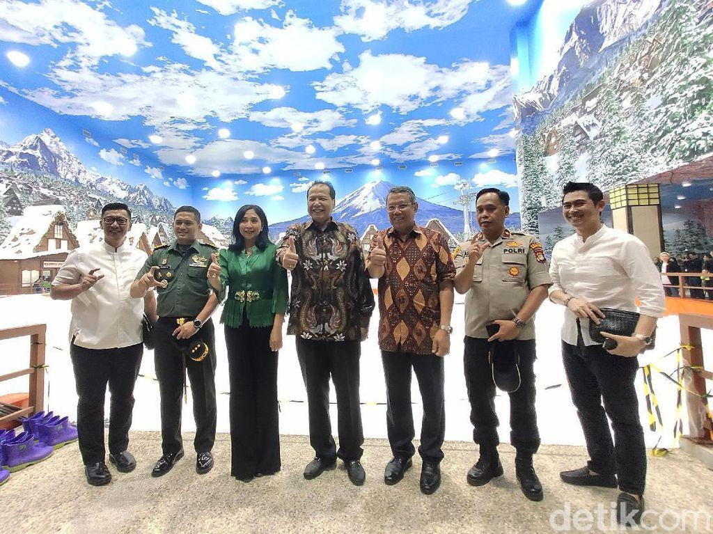 Wakil Wali Kota Tangsel: TransPark Mall Bintaro Cocok Buat Nongkrong