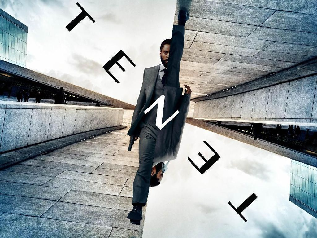Nolan Contek Marvel, Bikin Robert Pattinson Bingung saat Bintangi Tenet