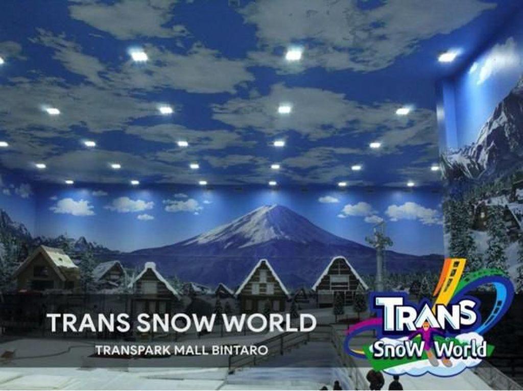 Transpark Mall Bintaro Cocok Banget buat Weekend Getaway