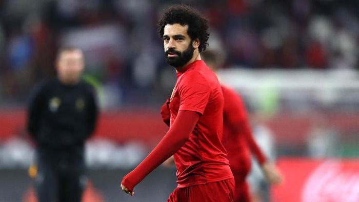 Mohamed Salah dinilai menuju pemain yang komplet seperti Lionel Messi. (Foto: Francois Nel / Getty Images)