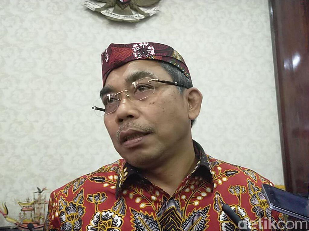 Fraksi PDIP DKI Menelisik Cawagub Riza Patria dan Nurmansyah Lubis
