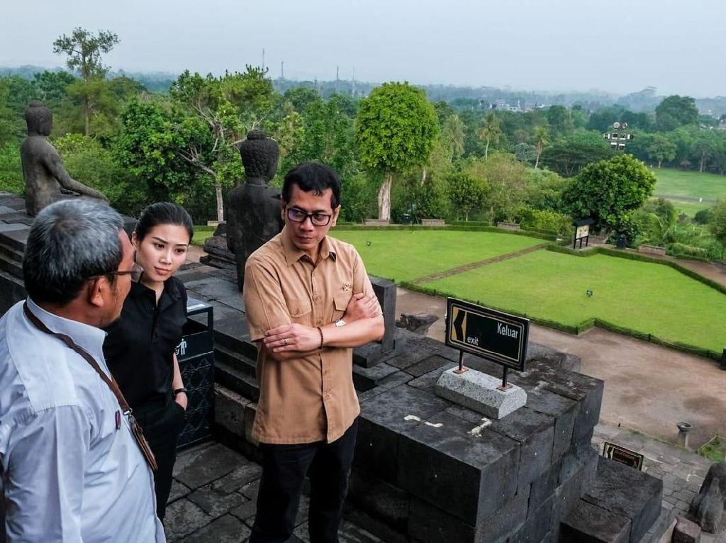 Wishnutama: Presiden Mau Candi Borobudur Terlihat Majestic