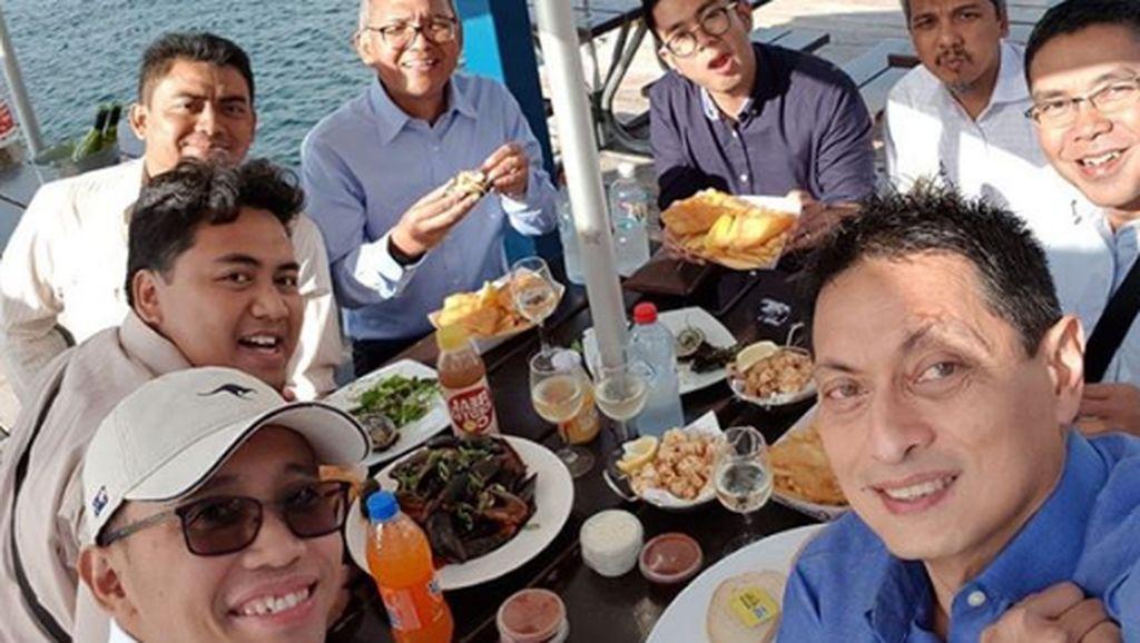 Arie Prabowo, Mantan Dirut Antam yang Sering Kulineran di Luar Negeri