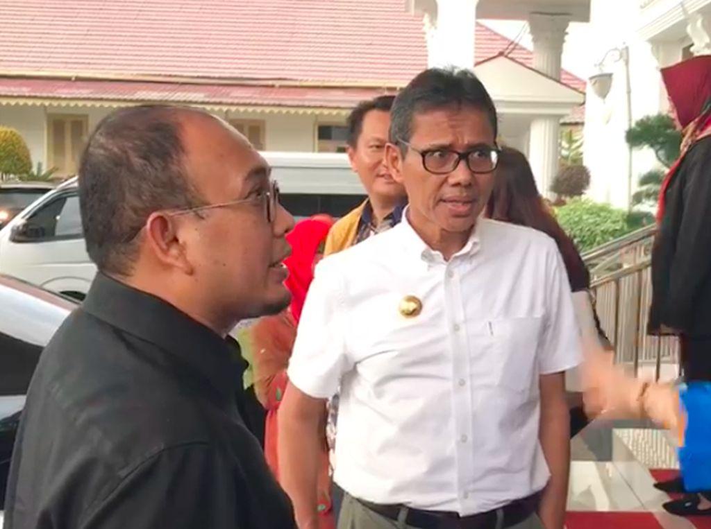 Kala Gubernur Irwan dan Andre Rosiade Bersinergi di Tengah Panas Interpelasi