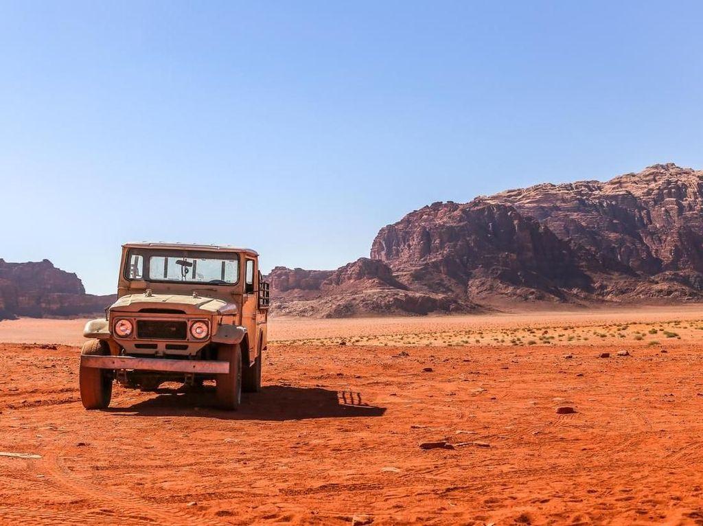 Dune Hingga Star Wars, Ini Film yang Syuting di Gurun Wadi Rum