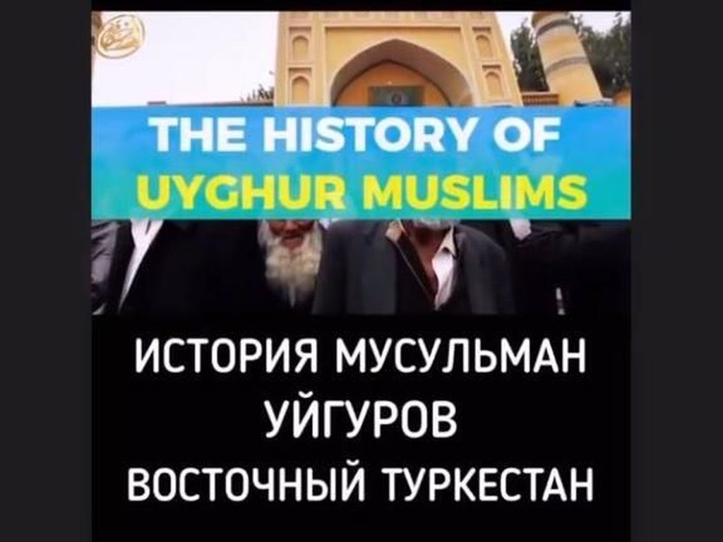Khabib Nurmagomedov Angkat Bicara soal Muslim Uighur