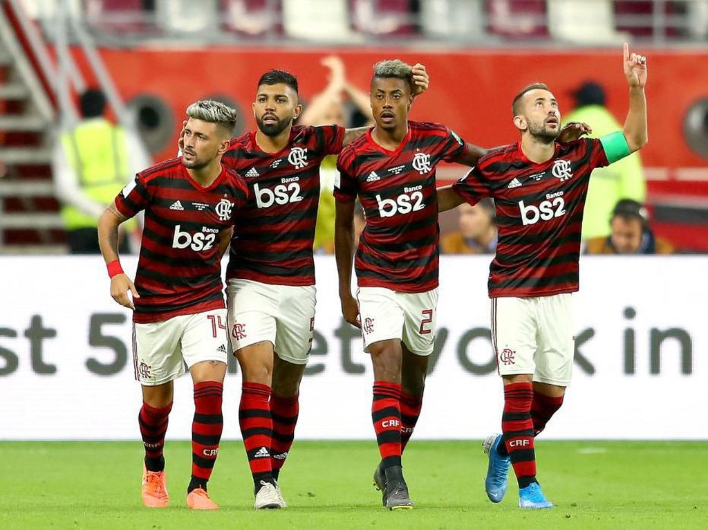 Mengenal Flamengo, Klub Brasil Rasa Eropa