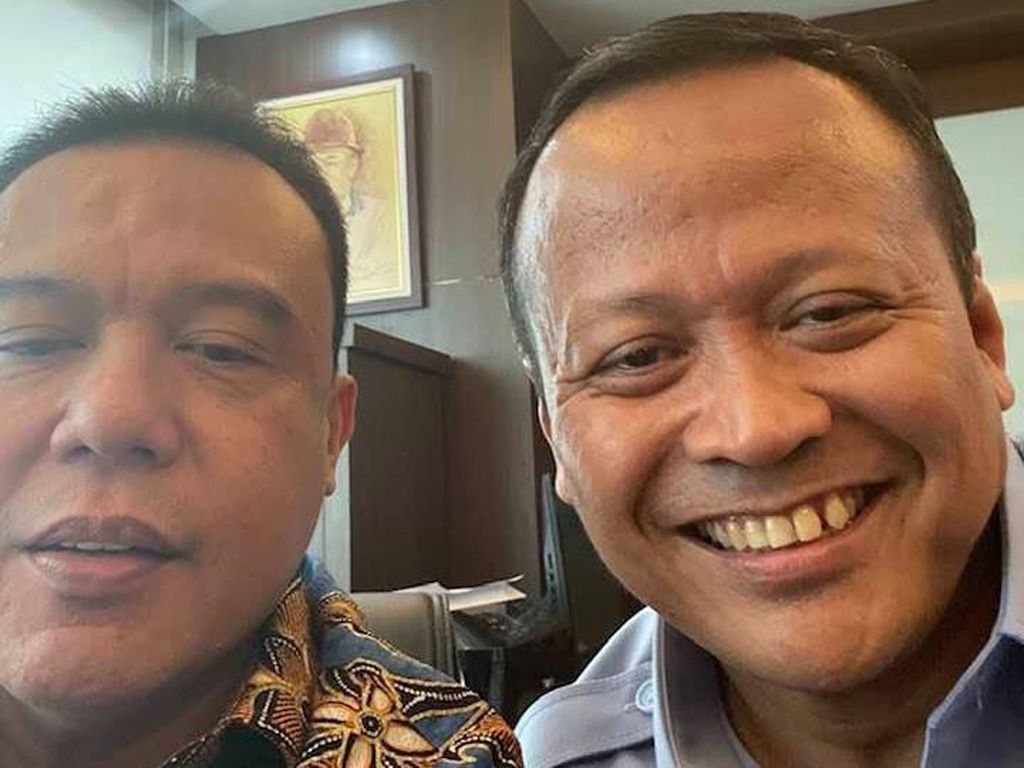 Waketum Gerindra Bela Edhy Prabowo: Ekspor Benih Lobster Masih Dikaji