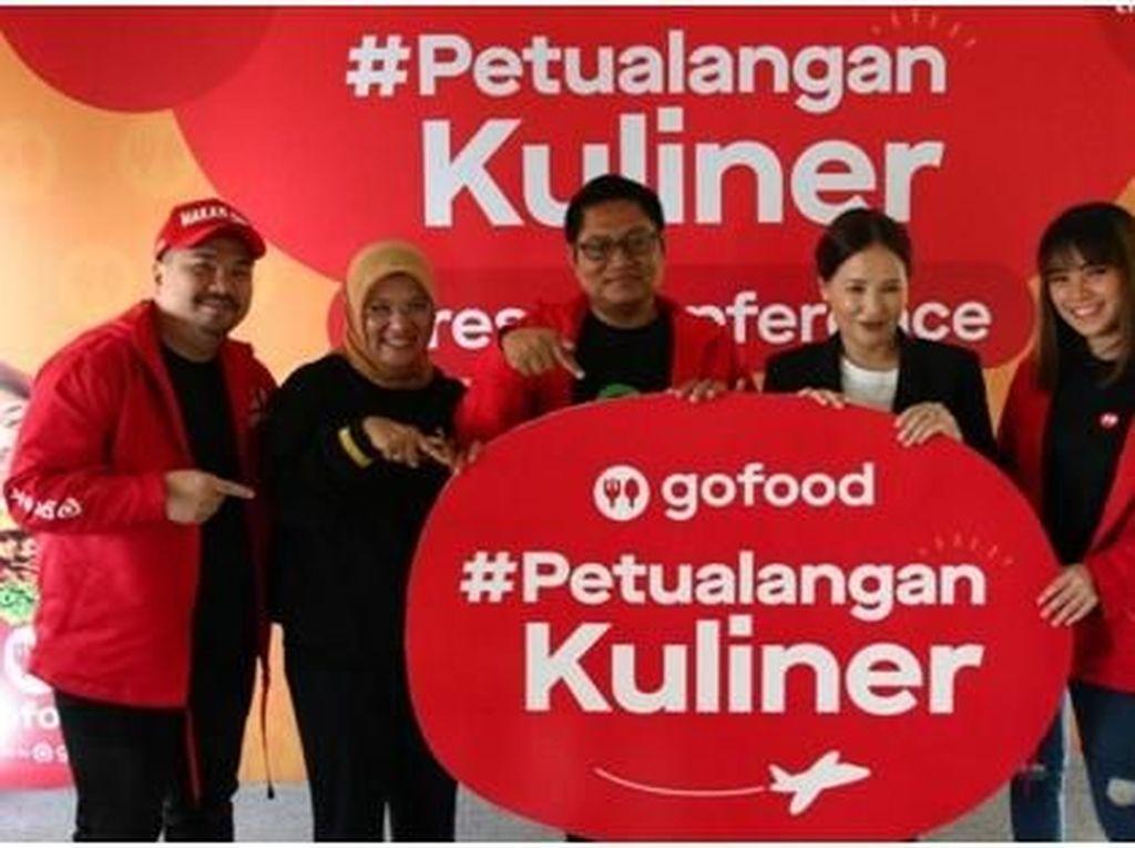 Gojek-Discovery Ajak Food Vlogger Cicipi Aneka Kuliner Nusantara